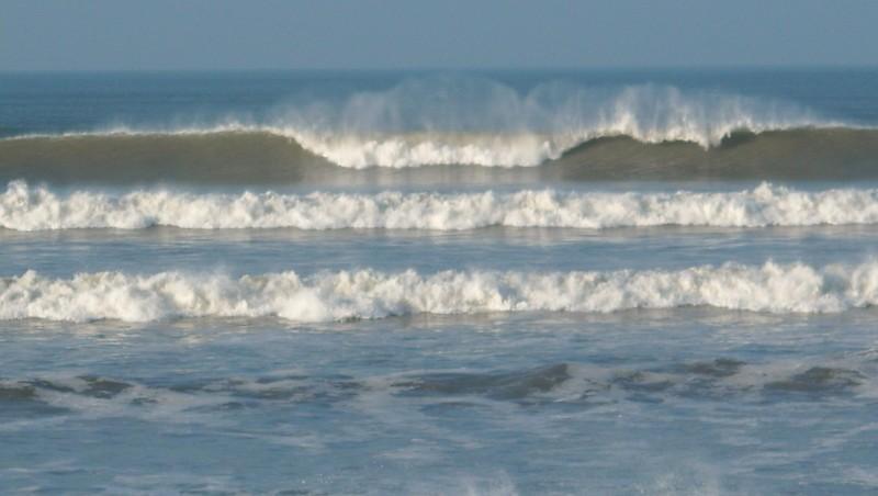 Surf report Grand Village - France (17) 2009-01-04 12:00:00