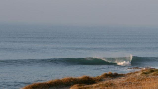 Surf report Guidel-Plage - France (56) 2009-01-04 12:00:00