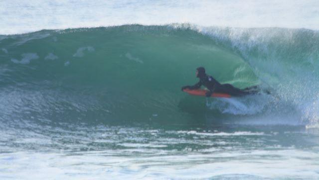 Surf report Pointe des Kaolin - France (56) 2009-01-04 12:00:00