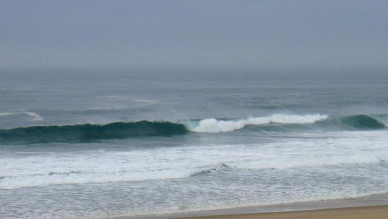 Surf report Seignosse - Les Casernes - France (40) 2009-01-04 12:00:00