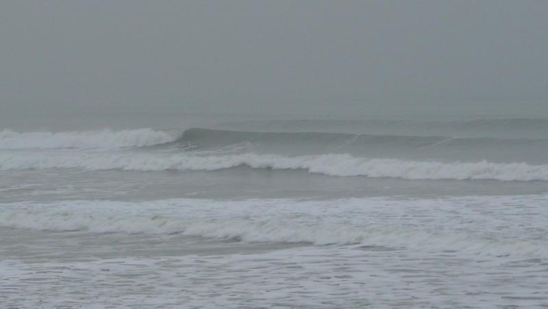 Surf report Grand Village - France (17) 2009-01-05 12:00:00