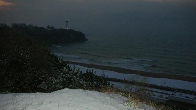 Surf report Anglet VVF - France (64) 2009-01-08 12:00:00