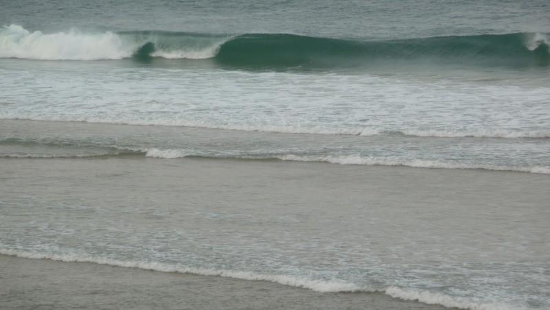 Surf report Cap-Ferret - Plage de L'Horizon - France (33) 2009-01-08 12:00:00