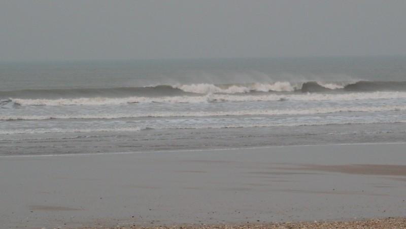 Surf report Grand Village - France (17) 2009-01-08 12:00:00