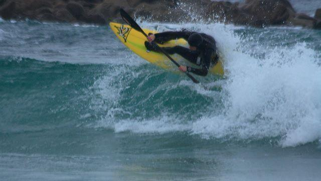 Surf report La Torche - France (29) 2009-01-08 12:00:00