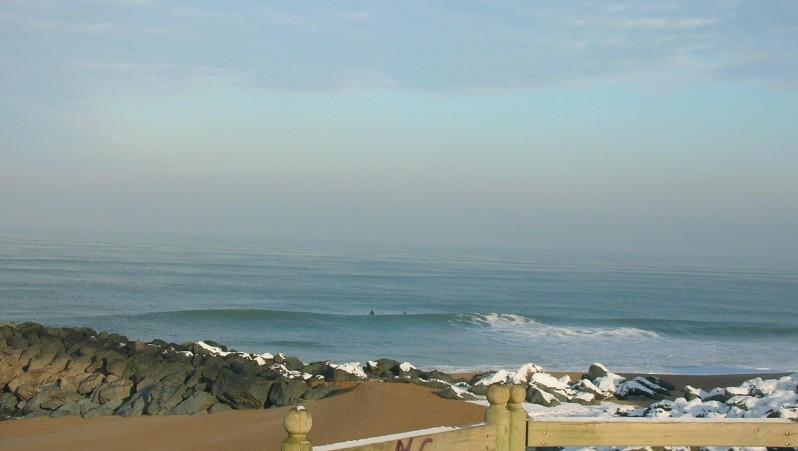 Surf report Anglet Surf Club - France (64) 2009-01-09 12:00:00