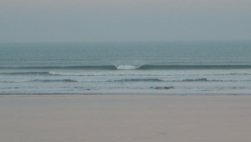 Surf report Grand Village - France (17) 2009-01-09 12:00:00