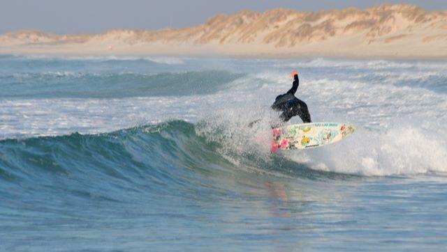 Surf report La Torche - France (29) 2009-01-09 12:00:00