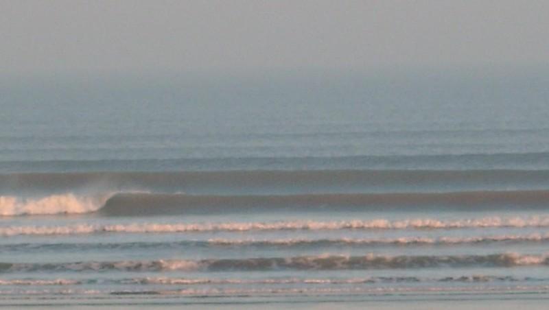 Surf report Grand Village - France (17) 2009-01-10 12:00:00