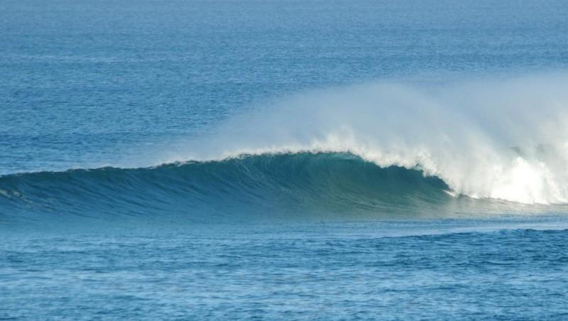Surf report Hossegor - La Nord - France (40) 2009-01-11 12:00:00