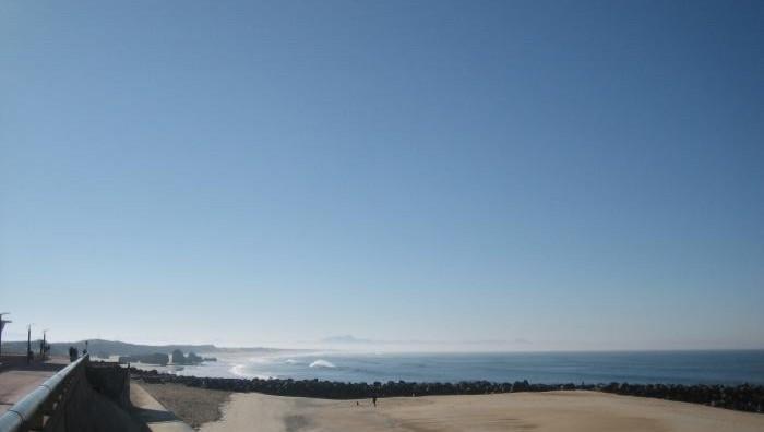 Surf report Capbreton - Le Santosha - France (40) 2009-01-11 12:00:00