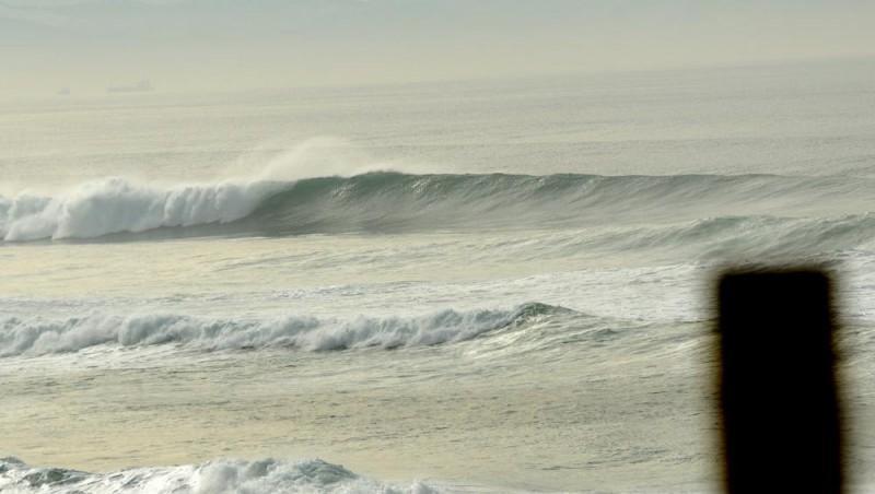 Surf report Seignosse - Les Estagnots - France (40) 2009-01-12 12:00:00