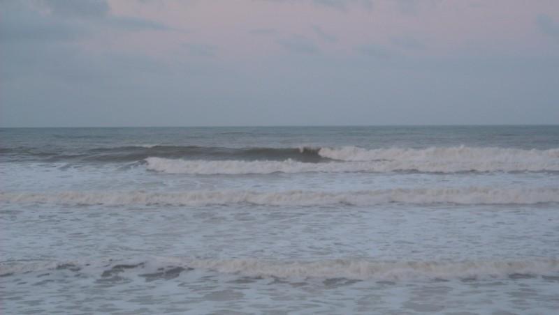 Surf report Grand Village - France (17) 2009-01-14 12:00:00