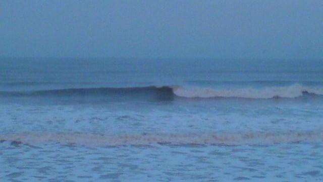 Surf report Grand Village - France (17) 2009-01-15 12:00:00