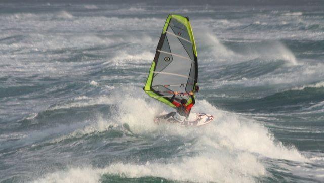 Surf report La Torche - France (29) 2009-01-15 12:00:00