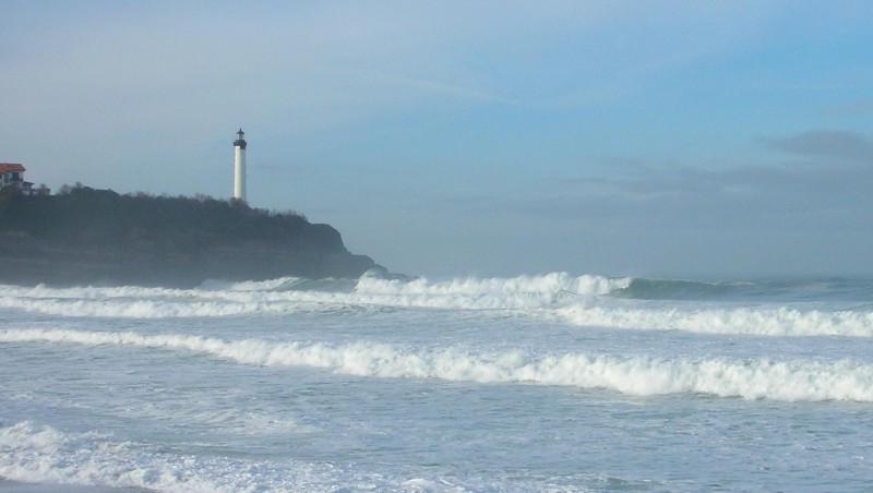 Surf report Anglet VVF - France (64) 2009-01-16 12:00:00
