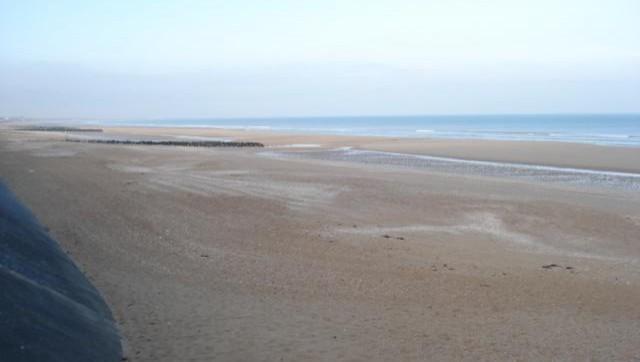 Surf report Le Menhir - France (14) 2009-01-16 12:00:00