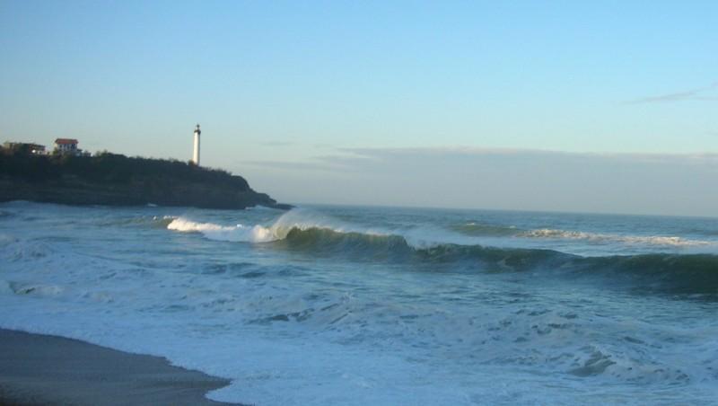 Surf report Anglet VVF - France (64) 2009-01-17 12:00:00