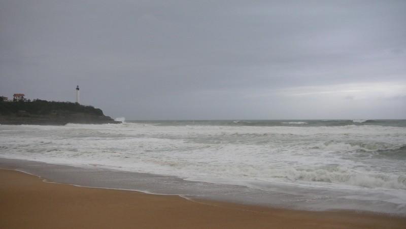 Surf report Anglet Sables d'Or - France (64) 2009-01-19 12:00:00