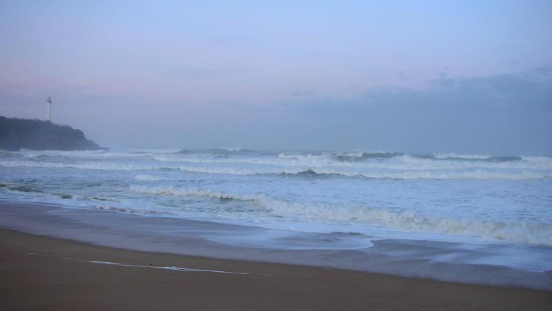 Surf report Anglet VVF - France (64) 2009-01-20 12:00:00