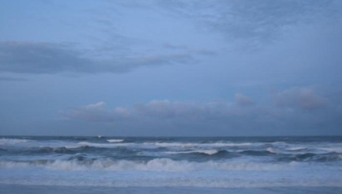 Surf report Capbreton - Le Santosha - France (40) 2009-01-20 12:00:00