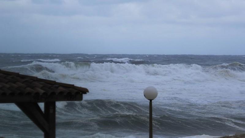 Surf report Seignosse - Les Estagnots - France (40) 2009-01-20 12:00:00