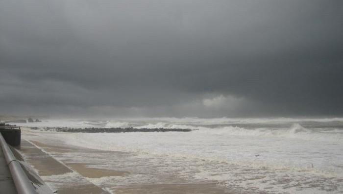 Surf report Capbreton - Le Santosha - France (40) 2009-01-21 12:00:00