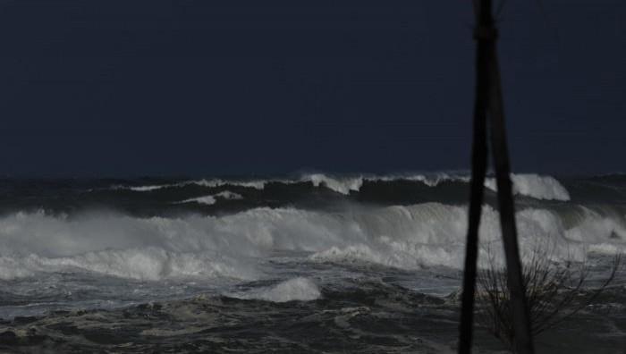 Surf report Seignosse - Les Casernes - France (40) 2009-01-21 12:00:00