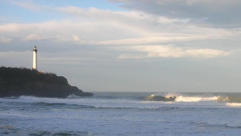 Surf report Anglet VVF - France (64) 2009-01-25 12:00:00