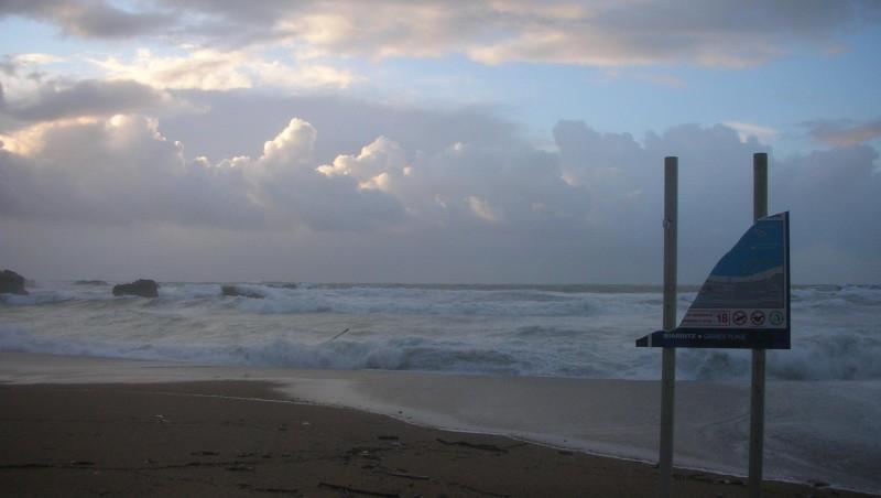 Surf report Biarritz - Grande Plage - France (64) 2009-01-26 12:00:00