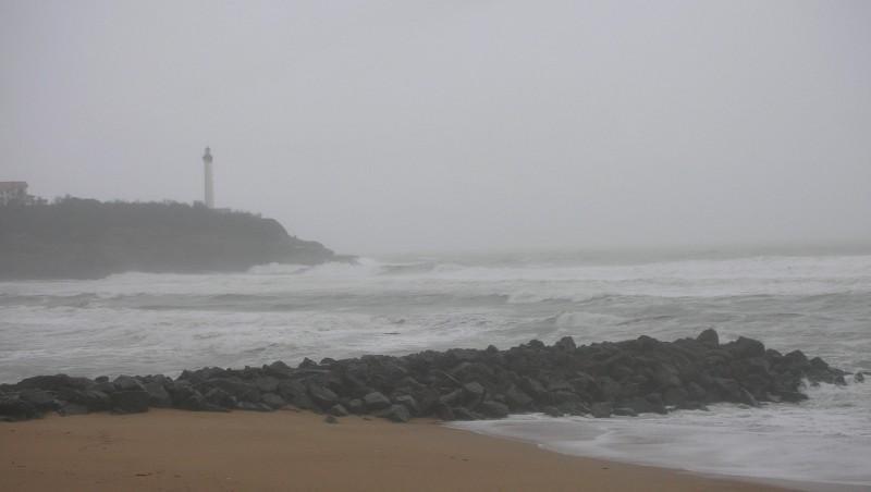Surf report Anglet VVF - France (64) 2009-01-27 12:00:00