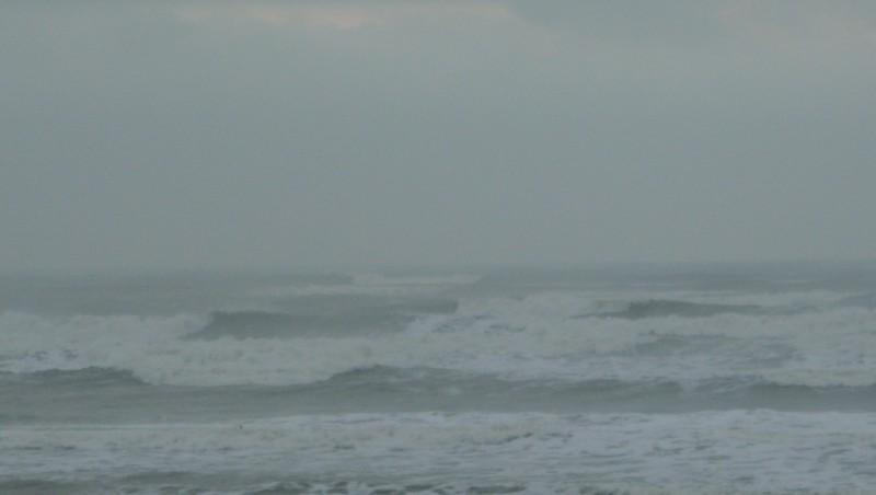 Surf report Grand Village - France (17) 2009-01-27 12:00:00