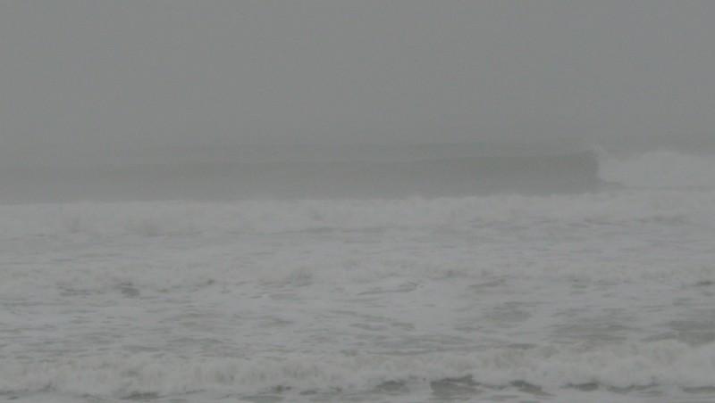 Surf report Grand Village - France (17) 2009-01-29 12:00:00