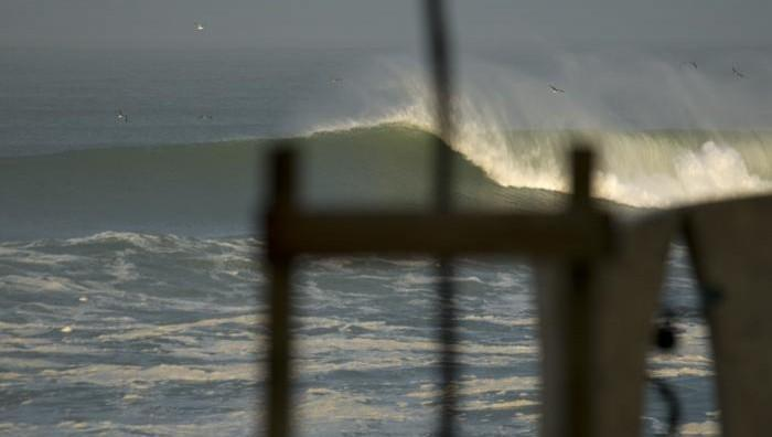Surf report Hossegor - La Nord - France (40) 2009-01-29 12:00:00