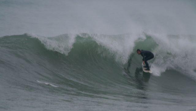 Surf report La Torche - France (29) 2009-01-29 12:00:00
