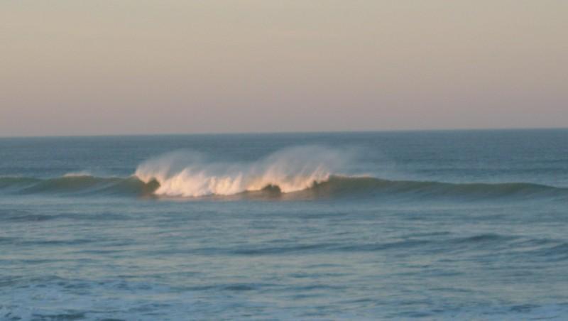 Surf report Grand Village - France (17) 2009-01-30 12:00:00