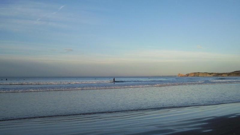 Surf report Hendaye - France (64) 2009-01-30 12:00:00