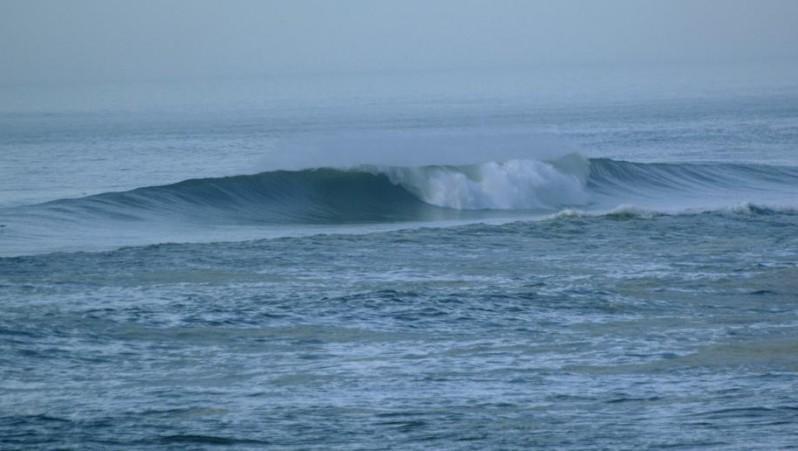 Surf report Hossegor - La Nord - France (40) 2009-01-30 12:00:00