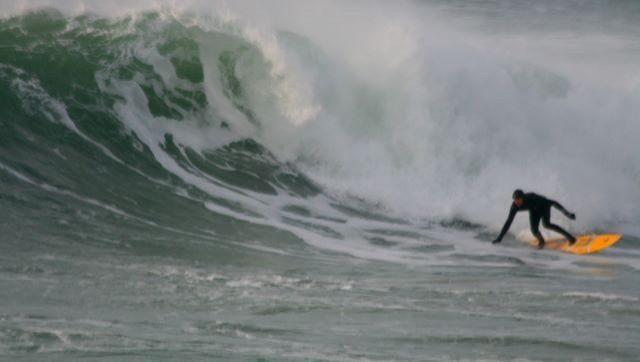Surf report La Torche - France (29) 2009-01-30 12:00:00