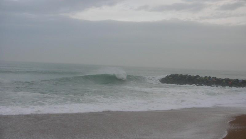 Surf report Anglet Surf Club - France (64) 2009-01-31 12:00:00