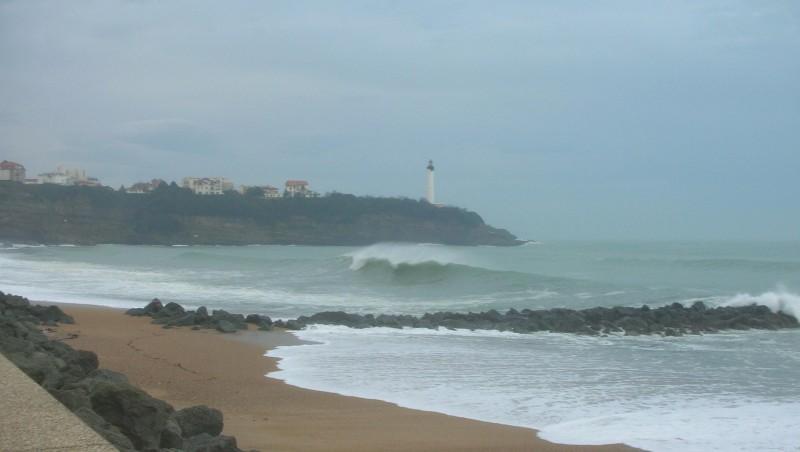 Surf report Anglet VVF - France (64) 2009-01-31 12:00:00