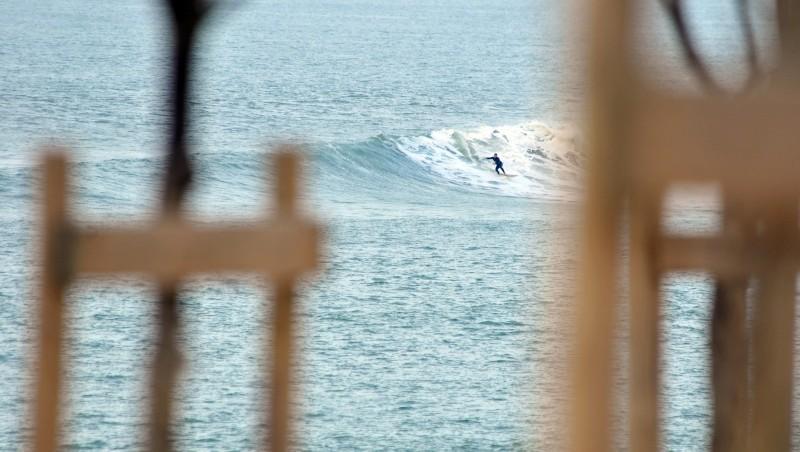 Surf report Hossegor - La Nord - France (40) 2009-01-31 12:00:00