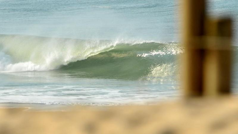 Surf report Seignosse - Les Estagnots - France (40) 2009-02-19 12:00:00