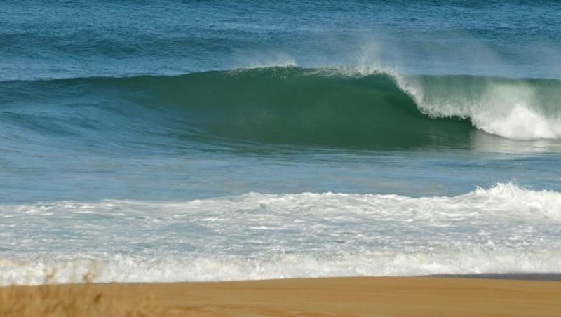 Surf report Seignosse - Les Estagnots - France (40) 2009-03-03 12:00:00