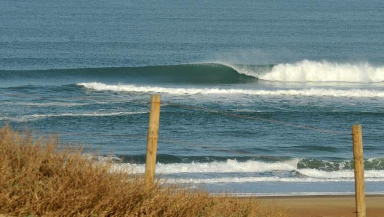 Surf report Seignosse - Les Estagnots - France (40) 2009-03-12 12:00:00