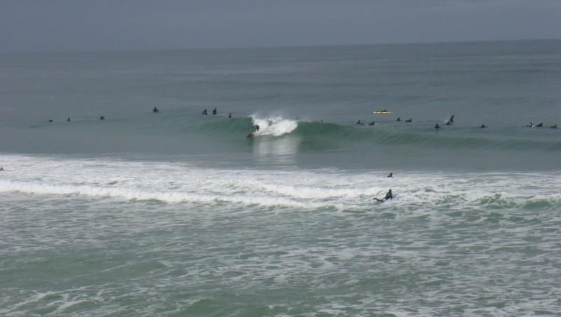 Surf report Capbreton - Le Santosha - France (40) 2009-03-15 12:00:00