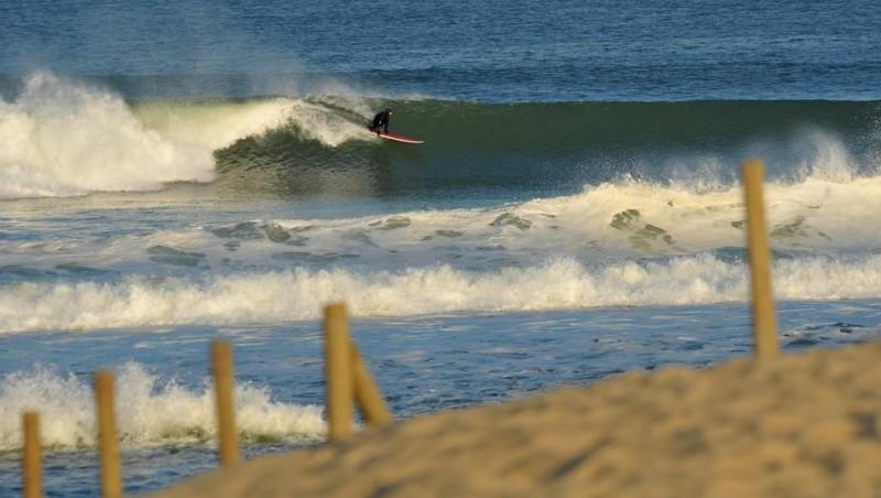 Surf report Seignosse - Le Penon - France (40) 2009-03-18 12:00:00