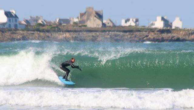 Surf report Pors Carn - France (29) 2009-03-29 12:00:00