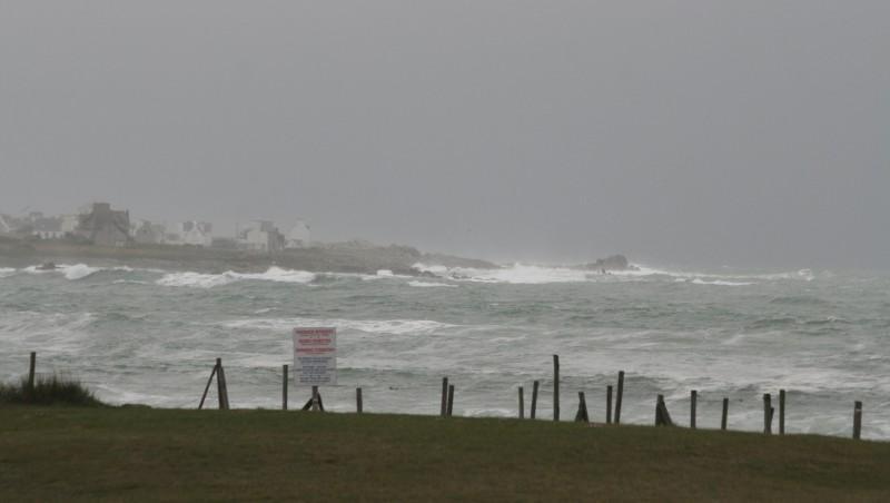 Surf report Pors Carn - France (29) 2009-04-28 12:00:00