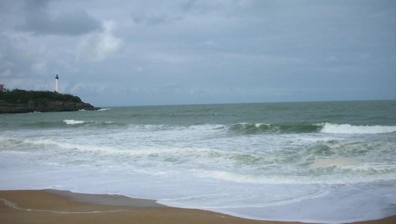 Surf report Anglet VVF - France (64) 2009-05-01 12:00:00